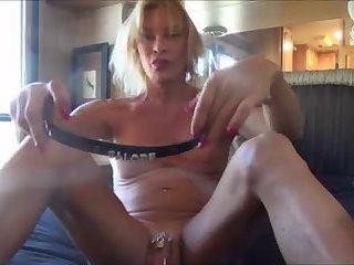 Testing sex toys