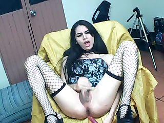 Luna hard Masturbation