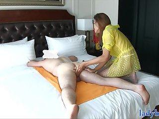 erotisk par massage sexy tranny