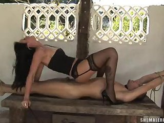 Bounded slave for a TS mistress
