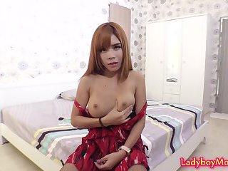 Teen Ladyboy Naomi Fucked Bareback