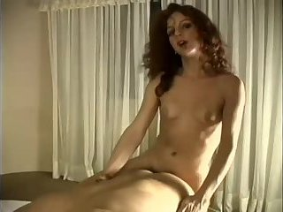 Sensual rest with a burning Tgirl