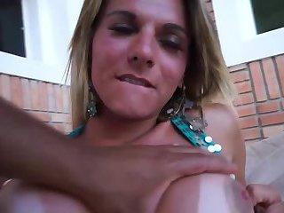 Naked girls doing splits
