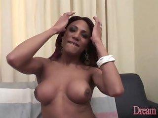 Sexy Black Tranny Fuck