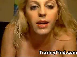 Tranny dildo