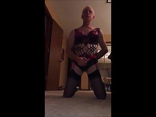 Sissyboy Doug Porn Debut