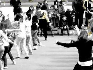 Dancing for Rochielle