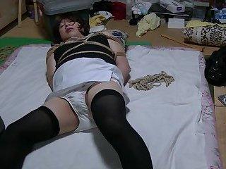 Very Ms Jyosouko Fujiko and horny bondage teacher