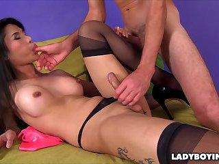 Fucking Your Ladyboy Sister