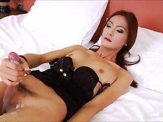 Beautiful Shemale And Ladyboy Masturbation Compilation