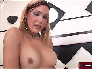 Tranny Alexia Freira in a fm threesome