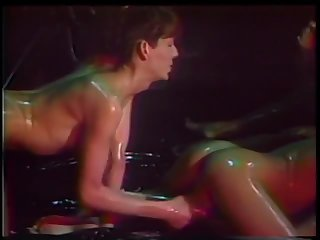Tranny Oily Orgy- With Karen Dior (as a man) and Buffy
