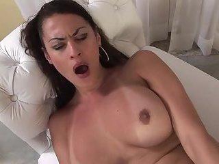 Busty Brazilian TGirl