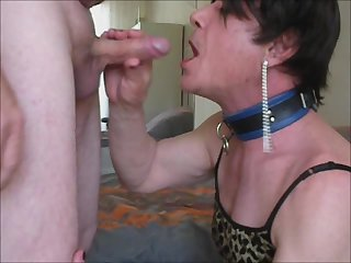 Lara tranny getting fucked & swallowing