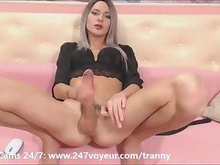 Big Cock, Masturbation and Cumshot