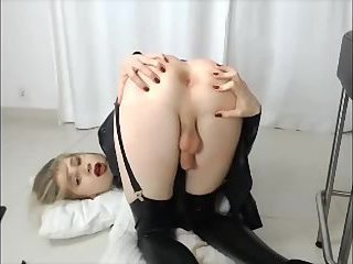 Visceratio Latex Cumshow Part One