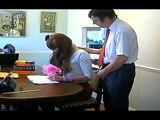 Naughty Schoolgirls Homework Remediation