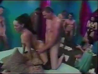 Gangbang tgirl sex