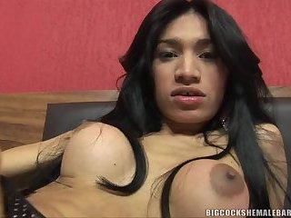 Big cock shemale bareback Suyane Dantas
