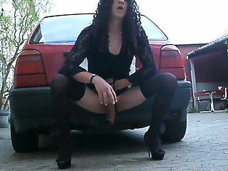 Doing the car hitch