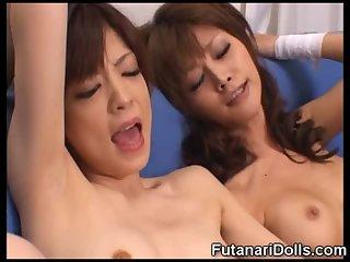 Futanari Girls Just Want To Have Fun