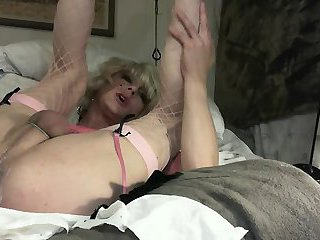Real Creampie solo