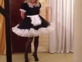 Sissy French Maid