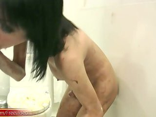 Asian Tranny Babe Babara Takes It In Her Ass - WwW.TgirlAsian.com