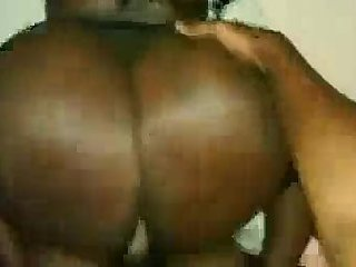 Black BBW fucked bareback