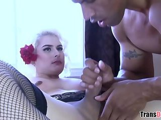 Isabella Sorrenti fucked by her black friend