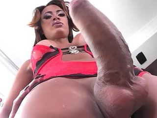 Monster cock latina