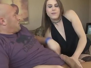 TGirl Gets Her Ass Pounded