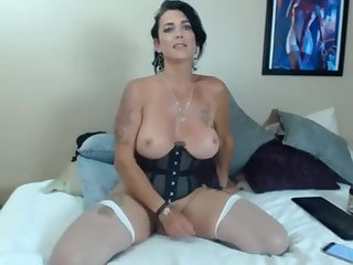 Big Cum On Cam For Rianna