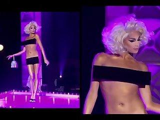 A Hot Drag Queen