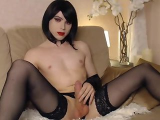 Alice Brunette Beauty On Cam