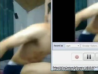 Tranny nudeback webcam