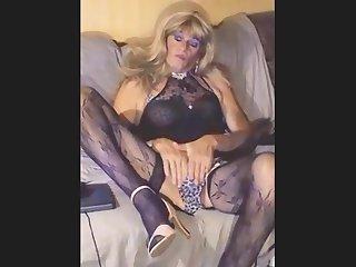 Ewa in sexy lingerie
