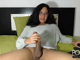 Monster cock show on Cam