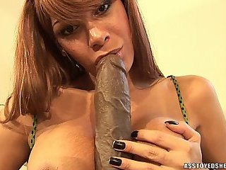 Ass toyed shemales-Marcella Italy
