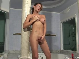 Ass toyed shemales-Kamila Smith