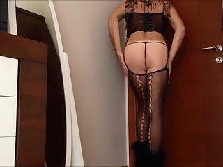 Arabic Girl Stocking And Big Ass