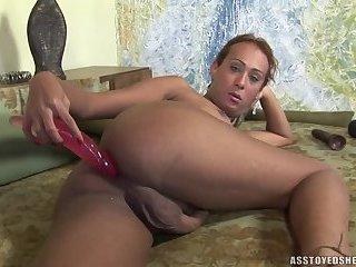 Ass toyed shemales-Monique Bittencourt