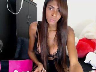Ebony Cam Jerk