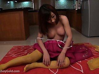 Korean Strip Masturbation