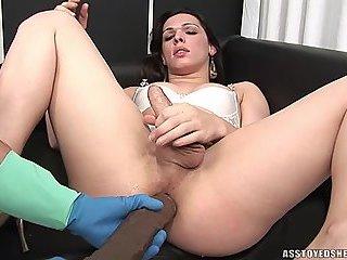 Ass toyed shemales-Agata Lopes