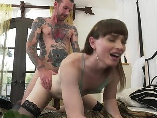 Transsexual Girlfriend Experience 05 Scene 04