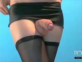 Sexy masturbation session webcam