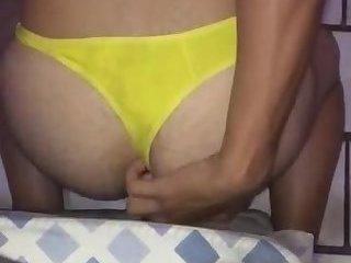 Metendo likes anal