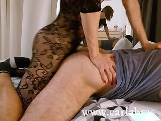 Carla Brasil fucking a german guy