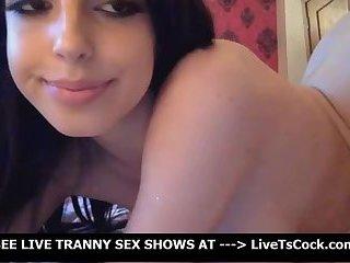 Big Tits Tranny